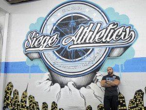 Noah Siegel opened Siege Athletics at 228 E. Jericho Tpke. in Mineola.