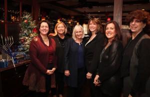 Ellen Broder, Paula Ferstenberg, Judi Bosworth, Ellen Ritz, Carrie Gordon and Susan Leitman.