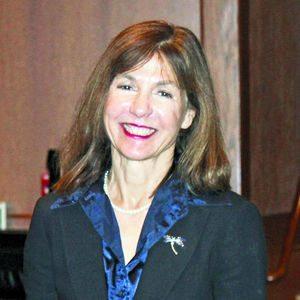 East Williston School Superintendent Elaine Kanas