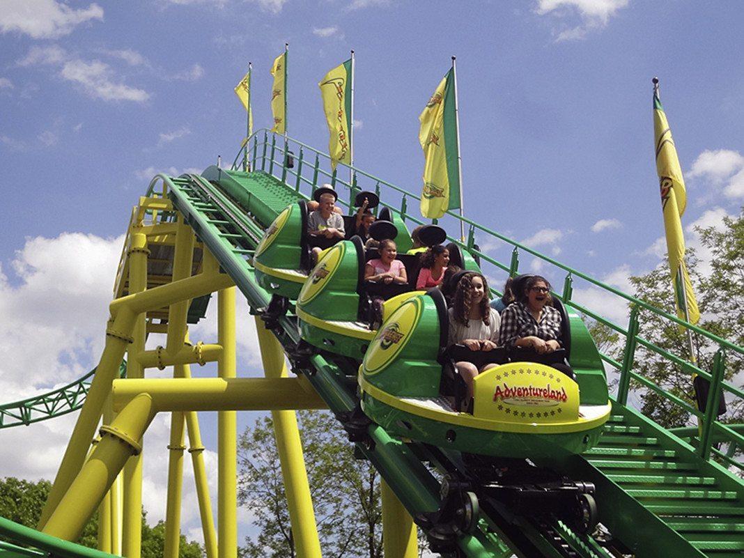 Adventureland Debuts Turbulence Roslyn News