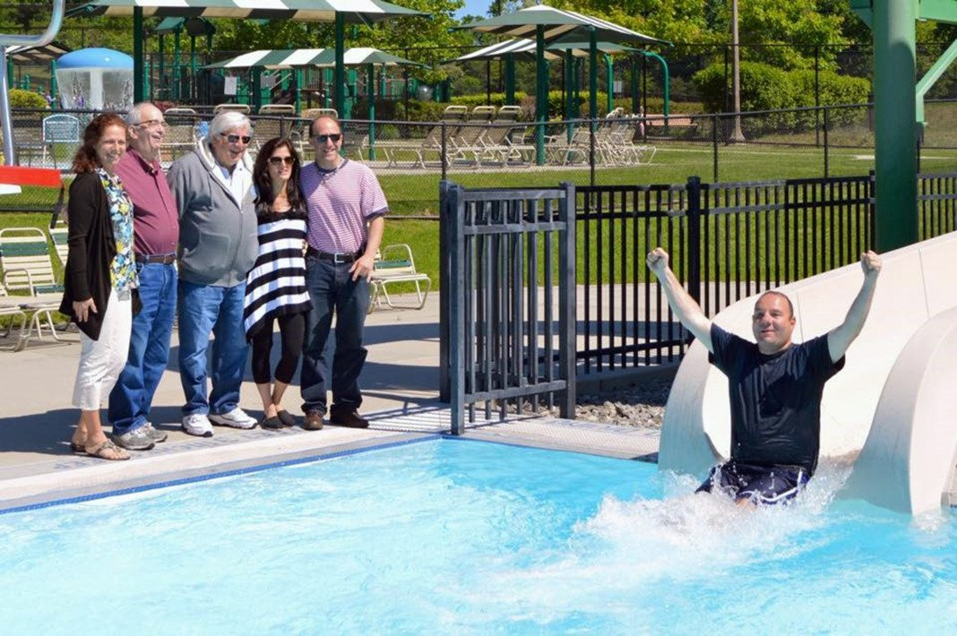 Park At East Hills Pool Opening Roslyn News