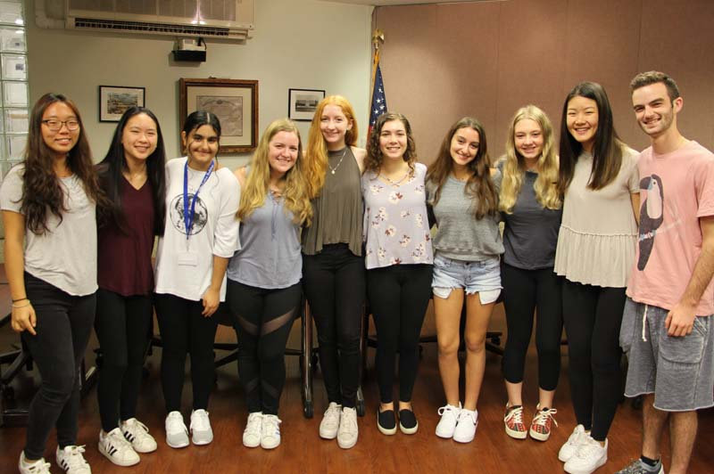Students Are National Merit Semifinalists   Roslyn News